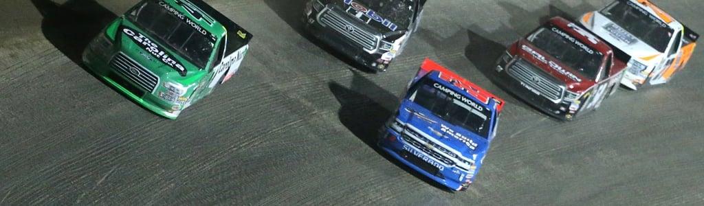 NASCAR Trucks wont return to Eldora Speedway for Dirt Derby in 2021