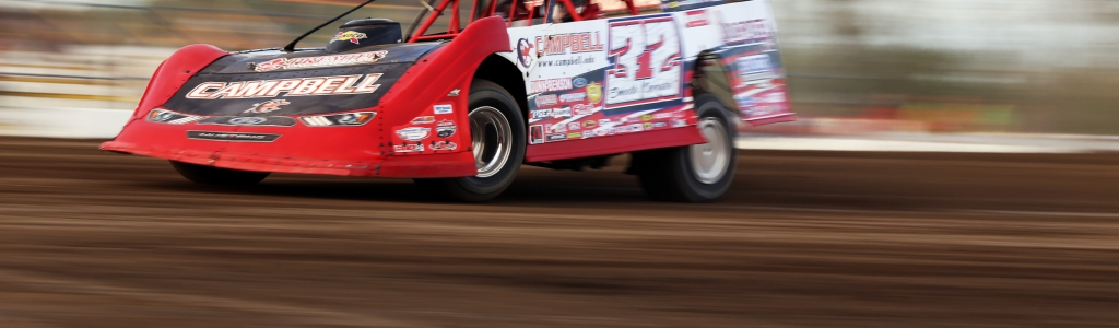 Bobby Pierce details the struck throttle and blown motor at Brown County Speedway