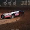 Bobby Pierce at Lucas Oil Speedway