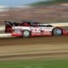 Bobby Pierce at Muskingum County Speedway
