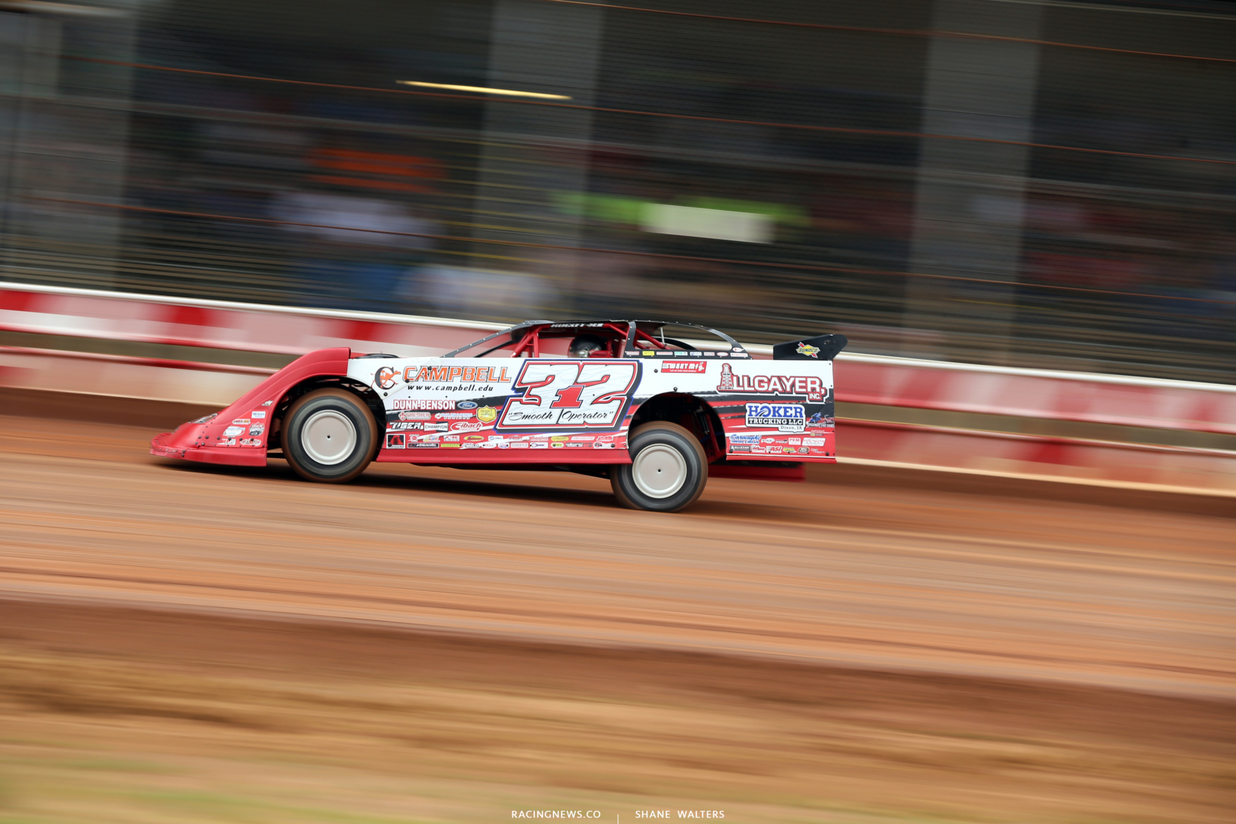 Bobby Pierce at Sharon Speedway 1029