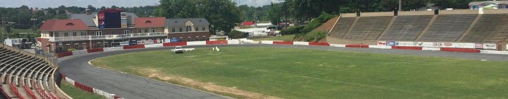 Race car sent into barrel role after retaliation attempt (Video)