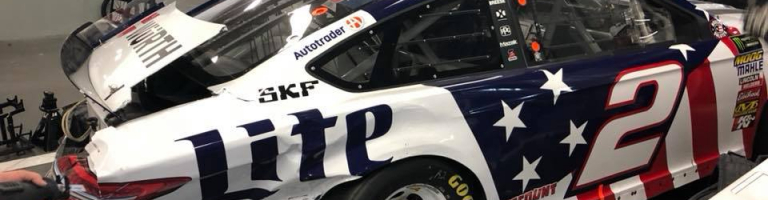 Brad Keselowski issues a warning for rookie drivers that throw 'bad blocks'