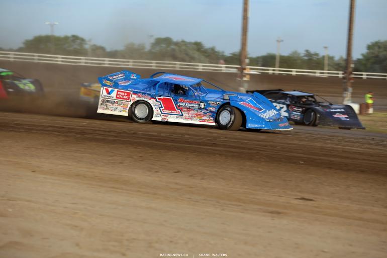 Brandon Sheppard at Brown County Speedway 3074