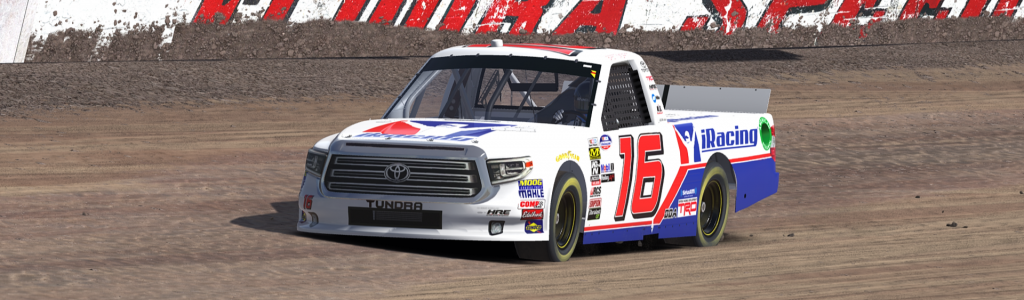 iRacing to sponsor NASCAR Truck in Eldora Dirt Derby