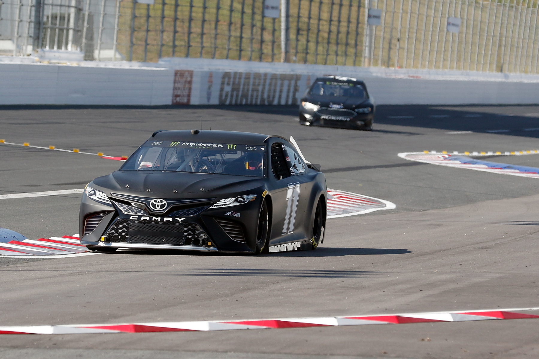 Charlotte Roval Chicane