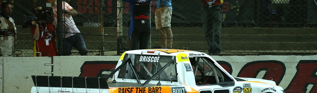 Chase Briscoe would like a NASCAR Cup Series race at Eldora Speedway