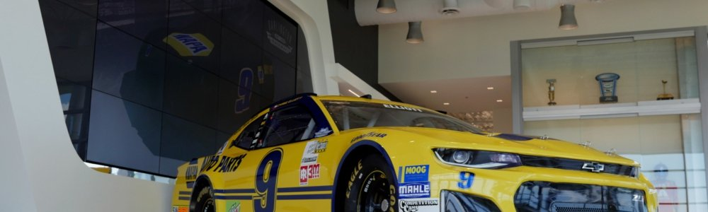 2018 Chase Elliott throwback paint scheme for Southern 500 released