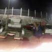 Chris Juhl - Stock stock fire at Rattlesnake Raceway