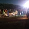 Darrick York - Dirt Late Model Crash