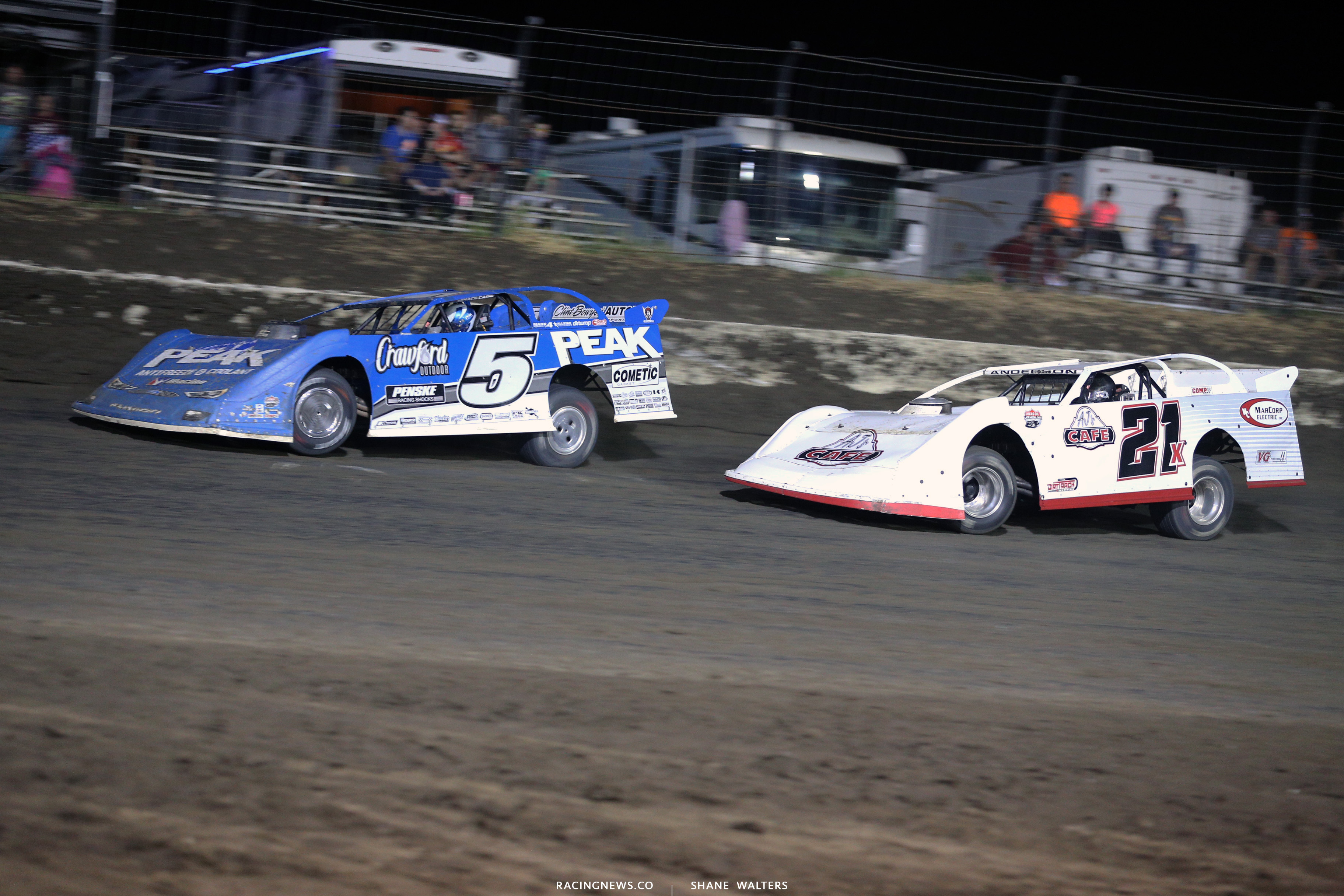 Don O'Neal at I-80 Speedway 4240