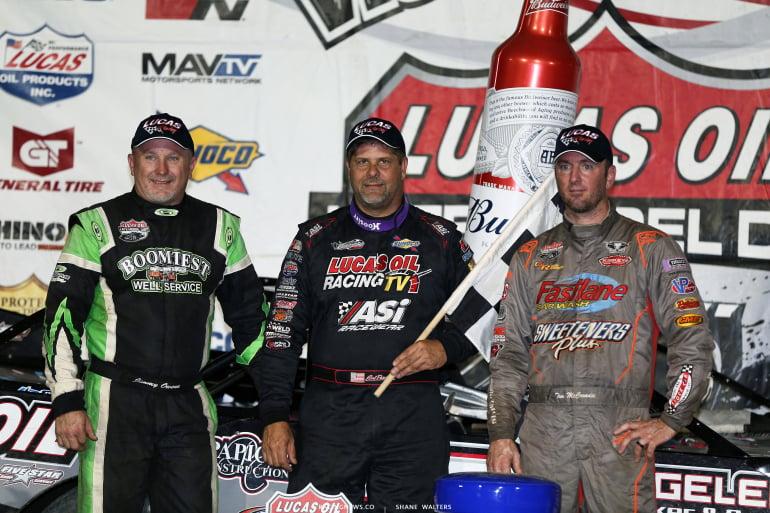 Earl Pearson Jr, Jimmy Owens and Tim McCreadie 2537