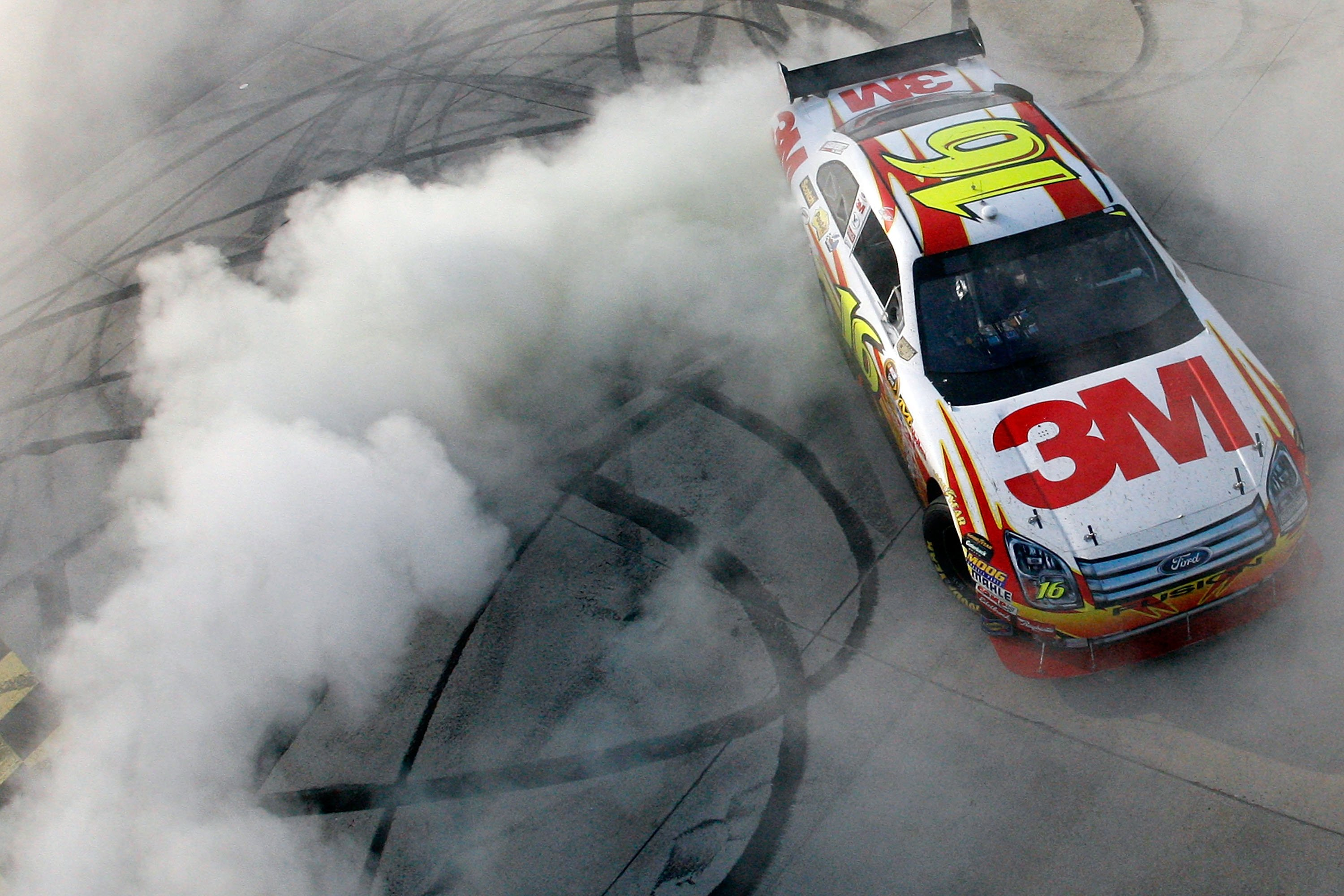 Greg Biffle wins at Dover International Speedway - 2008
