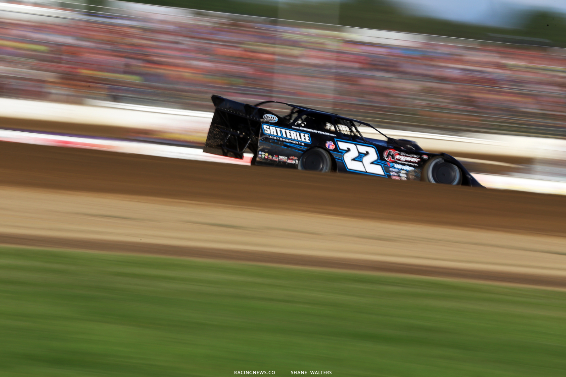 Gregg Satterlee at Muskingum County Speedway 1471