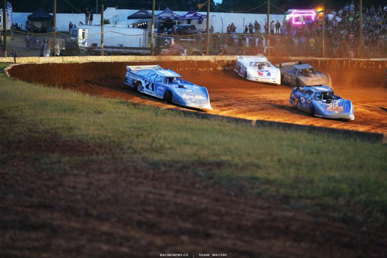 Hudson O'Neal at Cherokee Speedway 2073