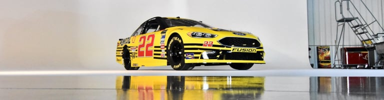 Joey Logano's 2018 throwback paint scheme honors Steve Park