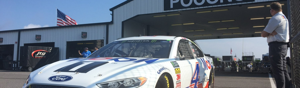 13 cars fail NASCAR inspection at Pocono Raceway