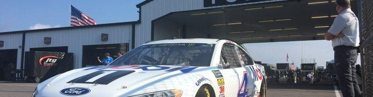 13 cars fail NASCAR inspection at Pocono Raceway