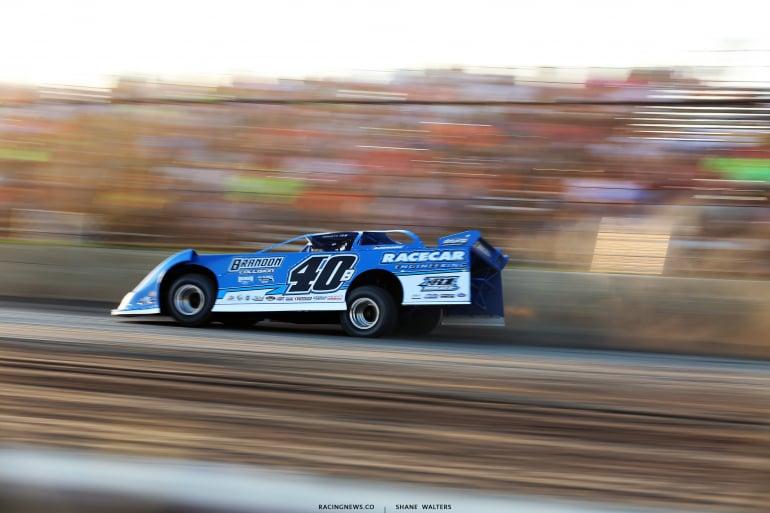 Kyle Bronson at Tri-City Speedway 2280