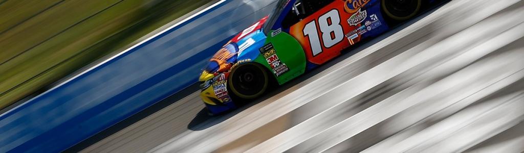 2018 Pocono Raceway Starting Lineup: NASCAR Cup Series