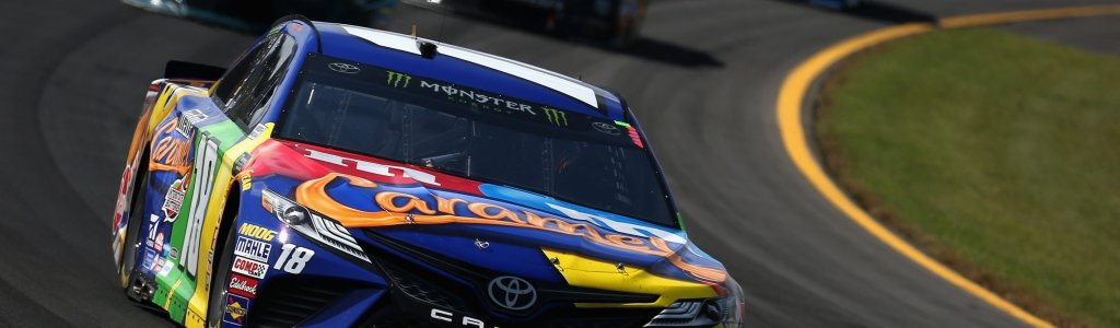 Adam Stevens explains why Kyle Busch failed inspection at Pocono