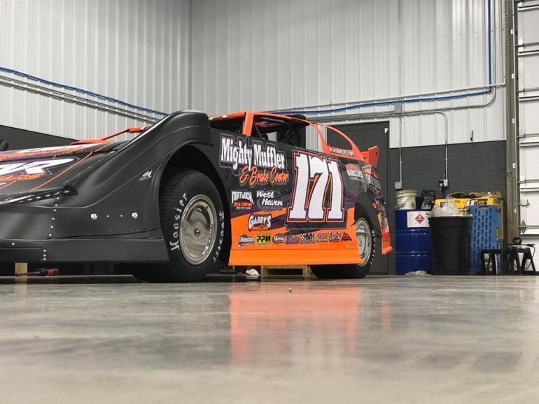 Kyle Courtney - Dirt Late Model