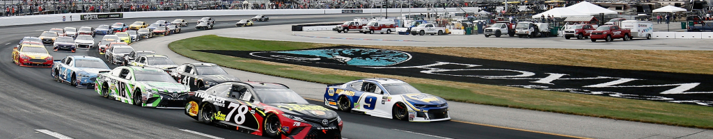 Most sold NASCAR die-cast cars of 2018