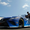 Martin Truex Jr - Kentucky Speedway Garage