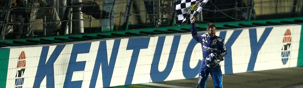 Martin Truex Jr: Ghost riding a NASCAR race car