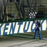 Martin Truex Jr wins at Kentucky Speedway