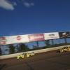 Matt Crafton at Eldora Speedway