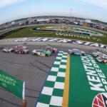 Monster Energy NASCAR Cup Series - Kentucky Speedway