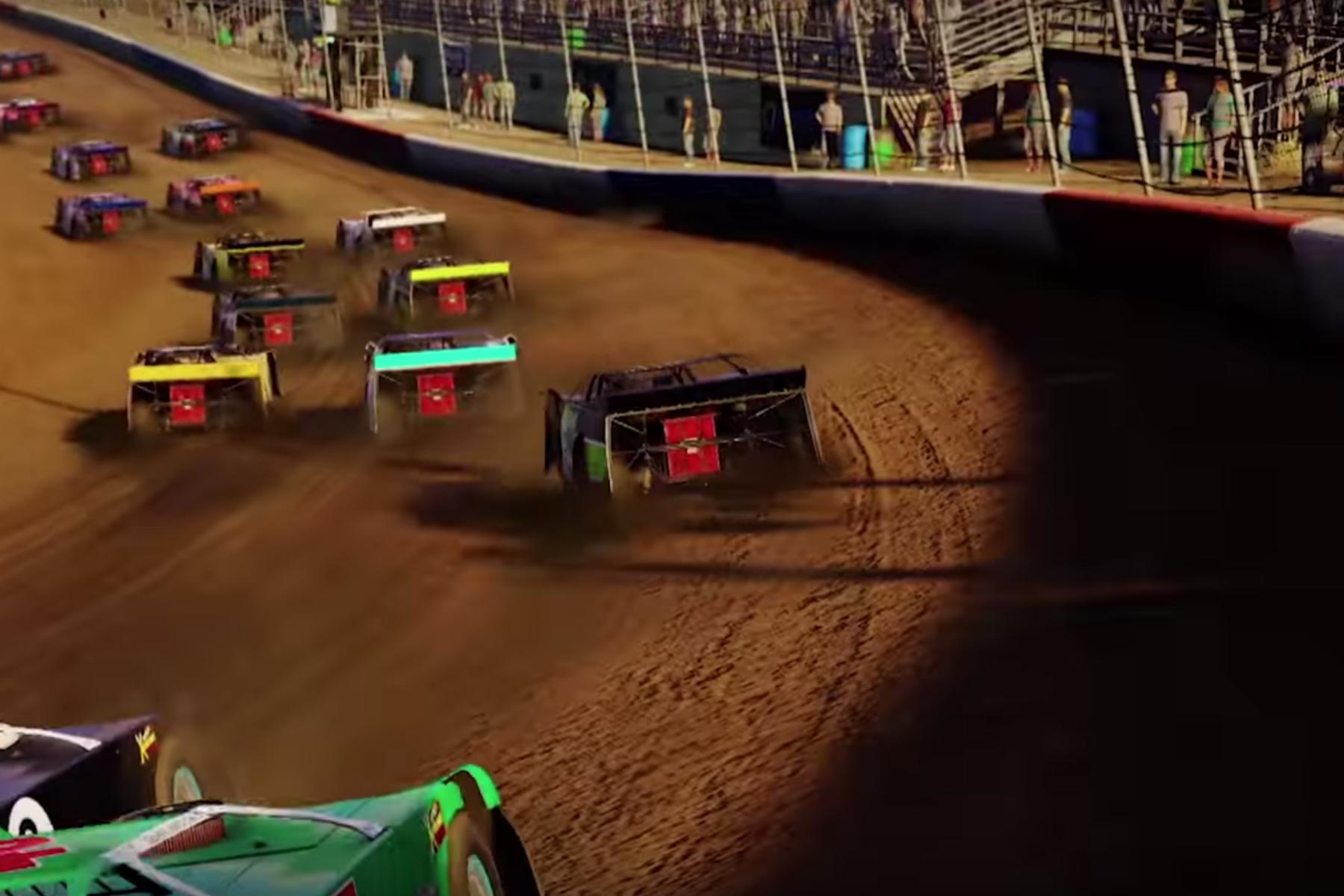 NASCAR Heat 3 - Dirt Racing