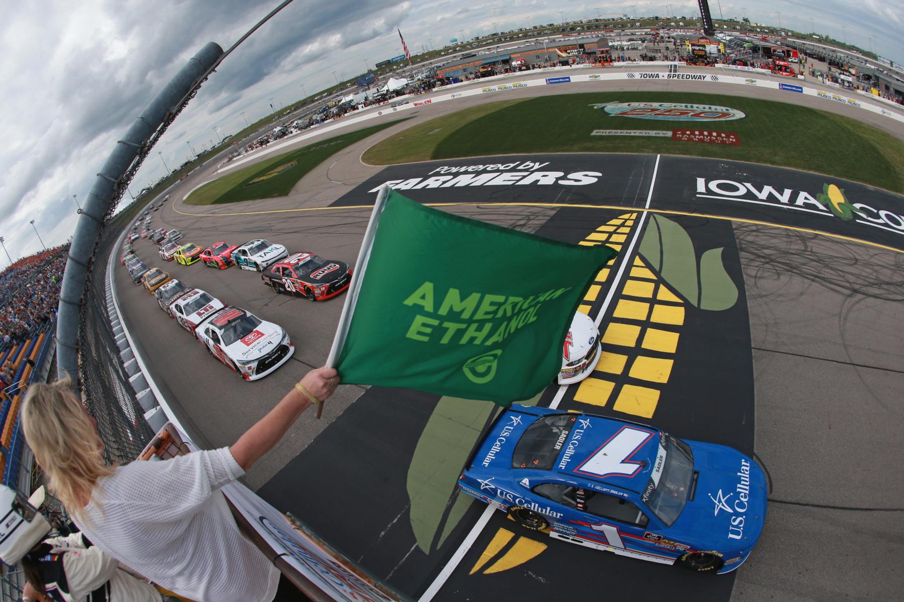 NASCAR Xfinity Series at Iowa Speedway