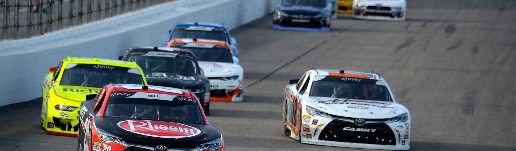 Two NASCAR Xfinity cars fail post race inspection in New Hampshire