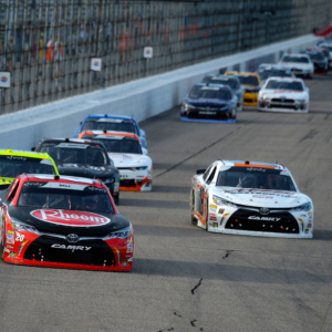 NASCAR Xfinity Series at New Hampshire Motor Speedway