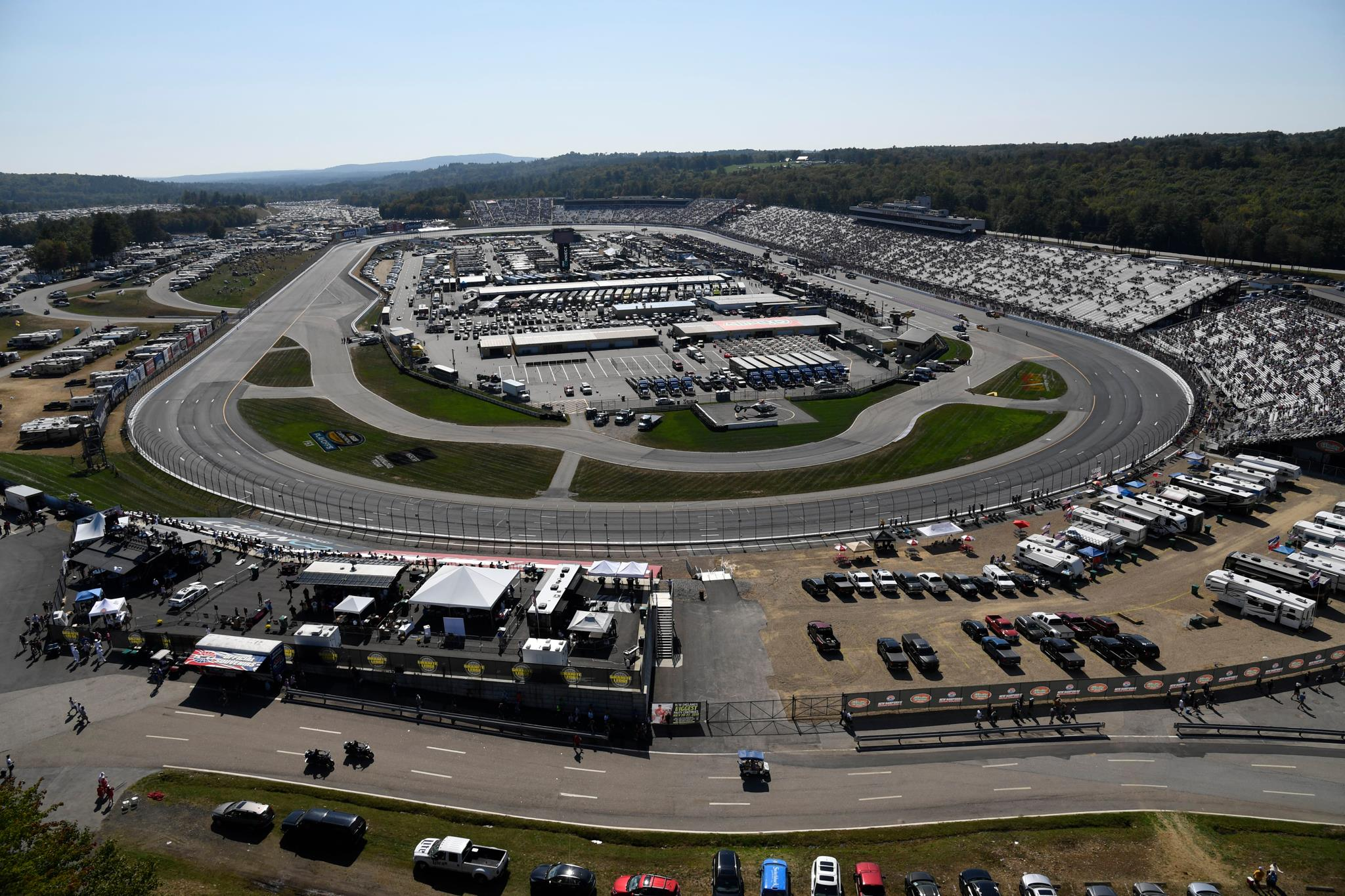 New Hampshire Motor Speedway Results