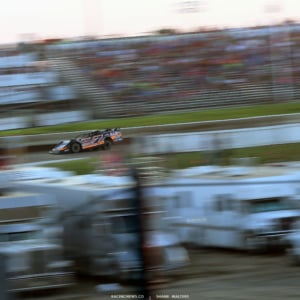 Ricky Weiss at I-80 Speedway 4138
