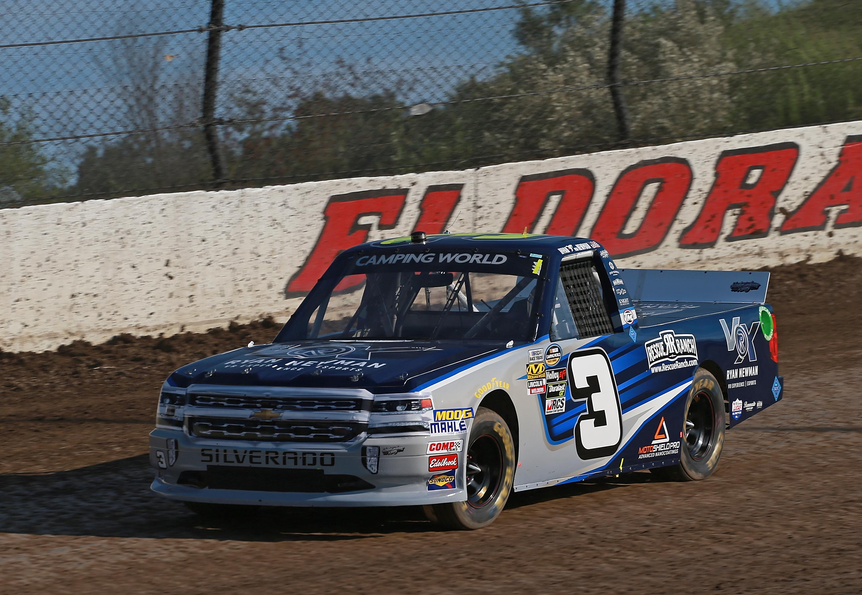 Ryan Newman - 2018 Eldora Dirt Derby