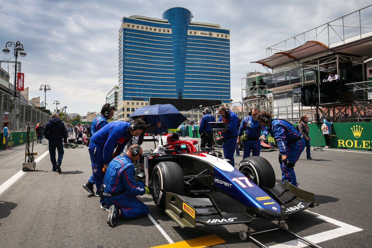 Santino Ferrucci - Trident Motorsport