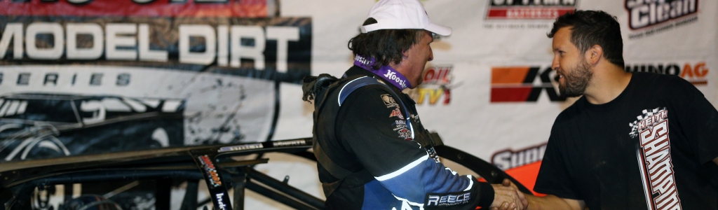 Chris Ferguson discusses the switch to Sweet-Bloomquist Chassis