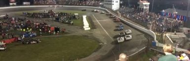 Stephen Nasse and Josh Brock teams involved in post-race altercation at Anderson Speedway (Video)
