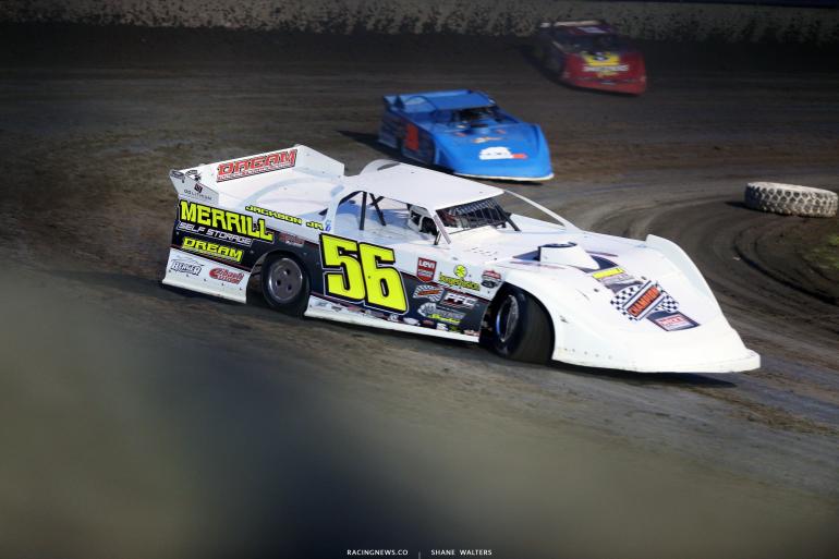Tony Jackson Jr at Tri-City Speedway 2385