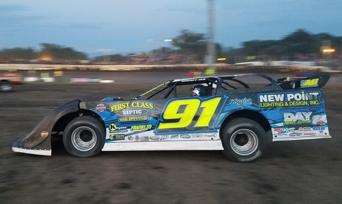 Tyler Erb - Fairbury Speedway