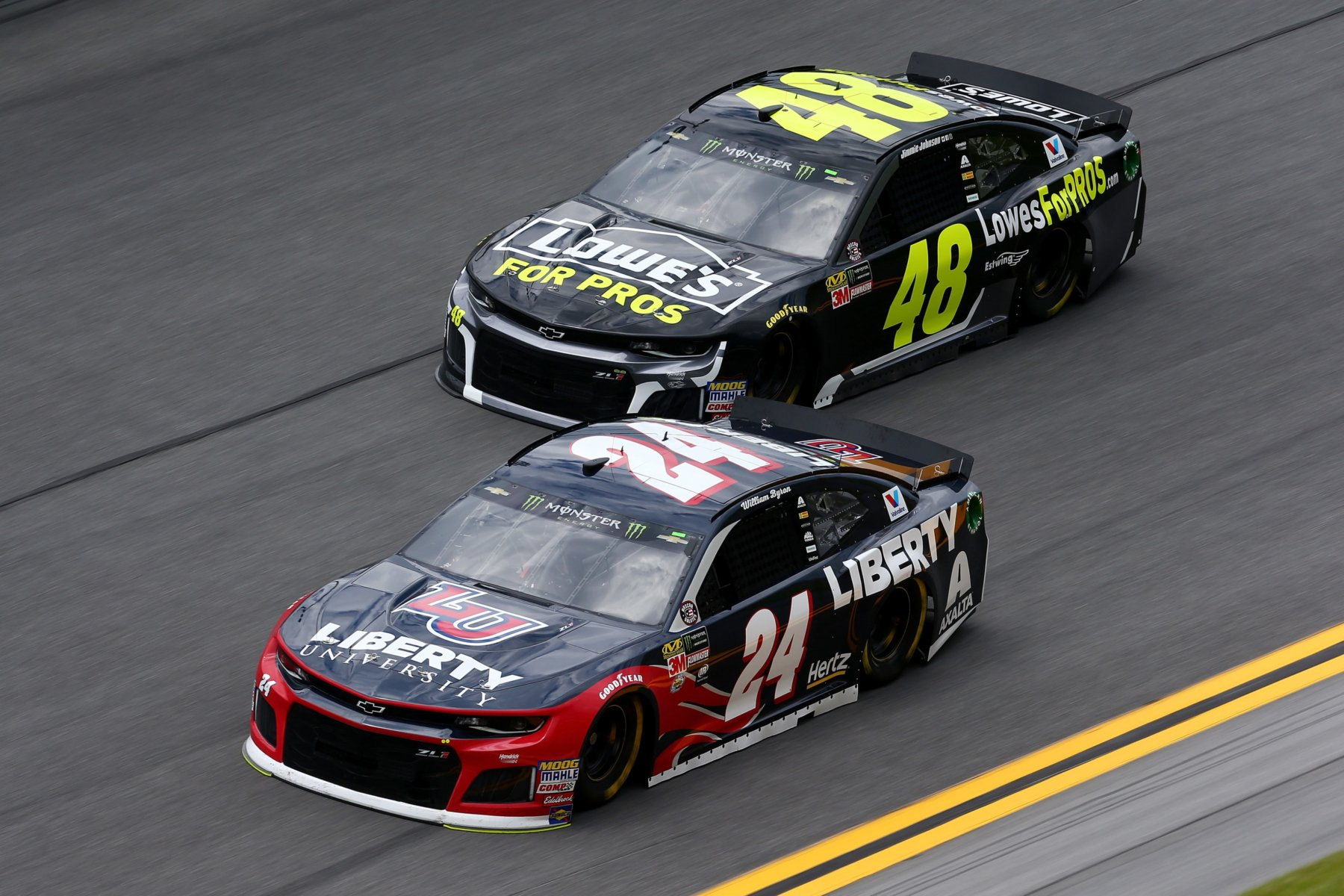 Which NASCAR drivers are best for fantasy lineup at Daytona?