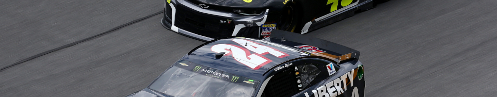 Chad Knaus will crew chief for William Byron in 2019
