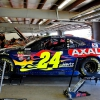 William Byron - NASCAR Garage