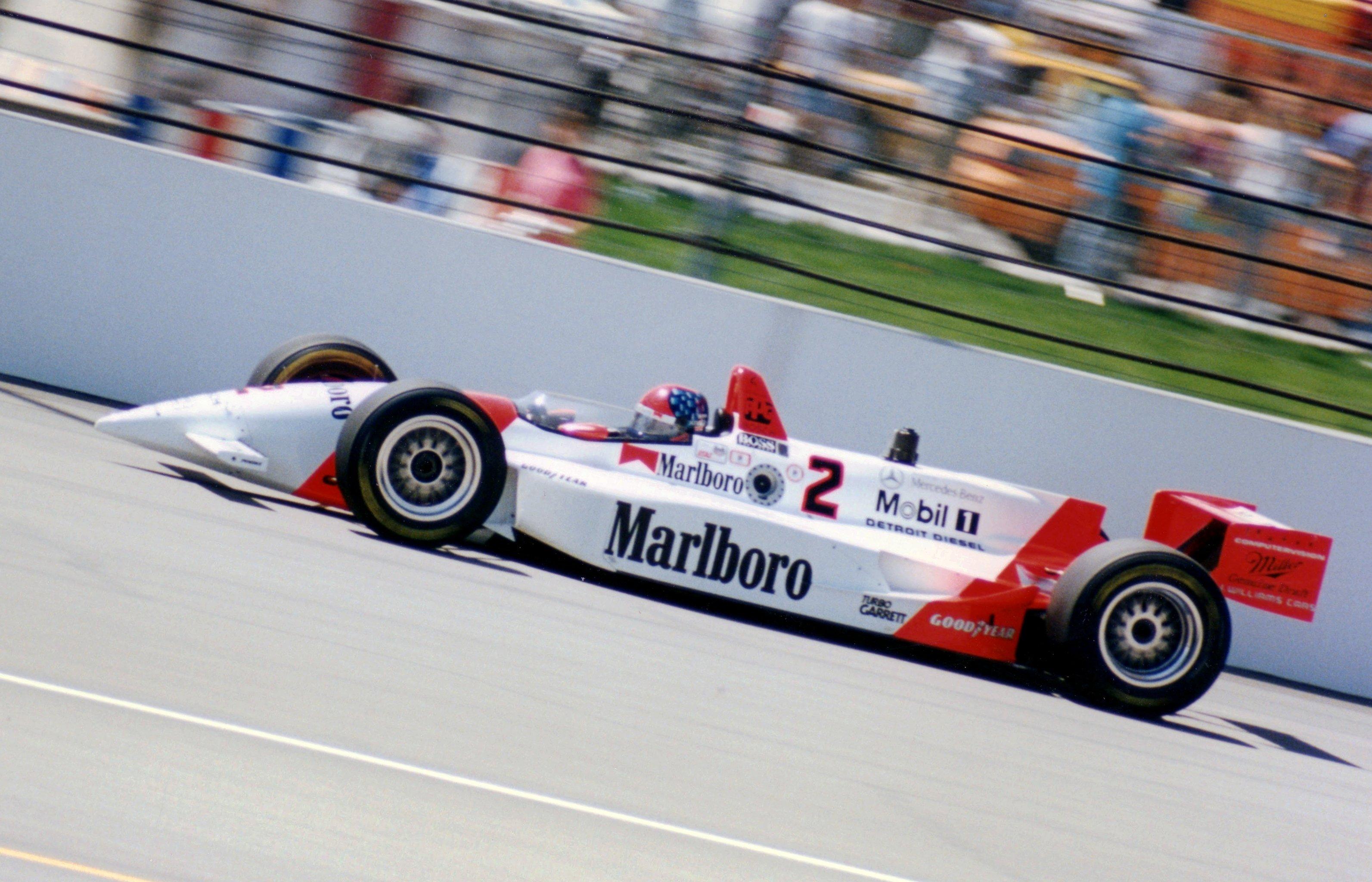 1994 Indianapolis 500 - Al Unser Jr - Team Penske