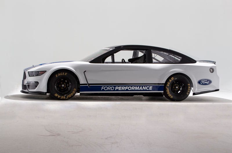 2019 Ford Mustang - NASCAR Cup Series