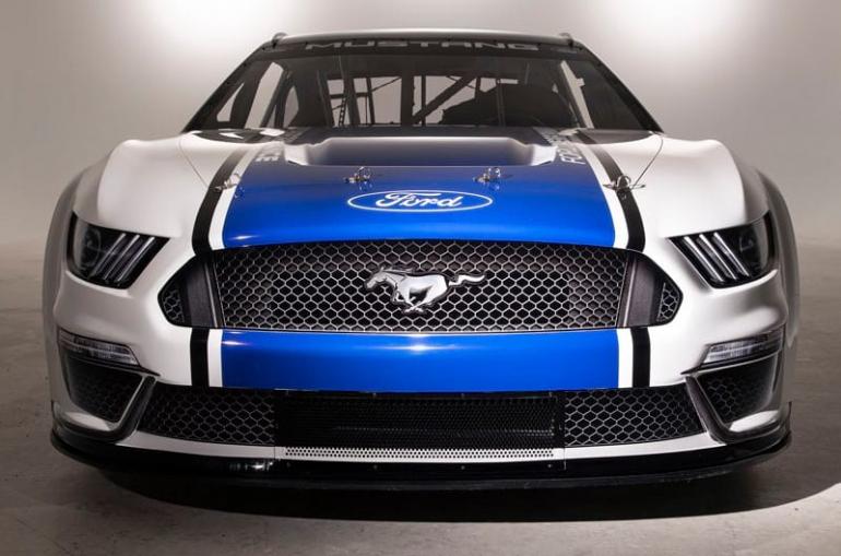 2019 NASCAR Mustang photos - NASCAR Cup Series
